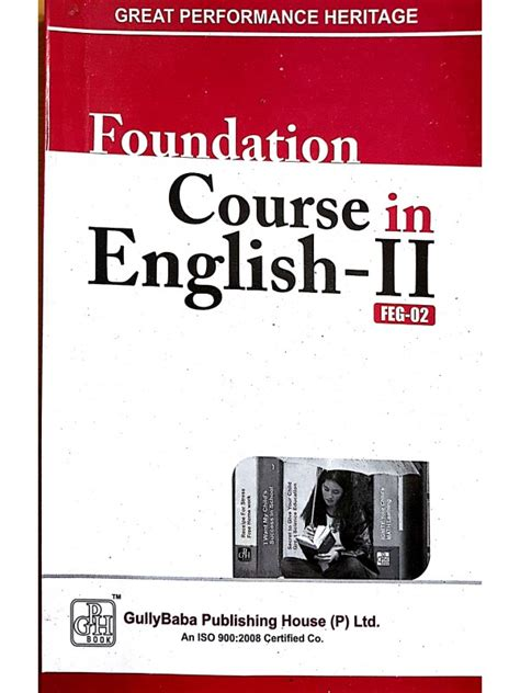 Ignou Mba Guide Books by Feg 2 Foundation Course In 2 Ignou Guide Book