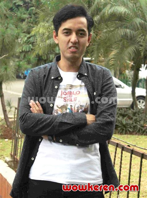 ost film jomblo keep smile foto kemal palevi di jumpa pers film jomblo keep smile