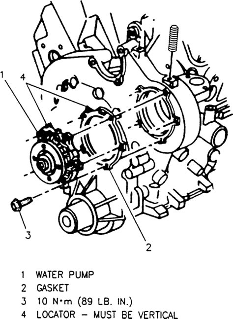 | Repair Guides | Water Pump | Removal & Installation