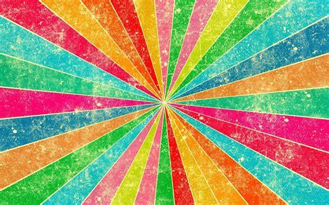 Wall Paper by Rainbow Color Wallpaper Wallpapersafari
