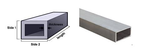rectangle square aluminum rectangular square metal distributors m