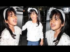 Akshay Kumar's Daughter Nitara's Makes FUNNY FACES To ...