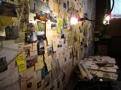 conspiracy room conspiracy wall rob treen