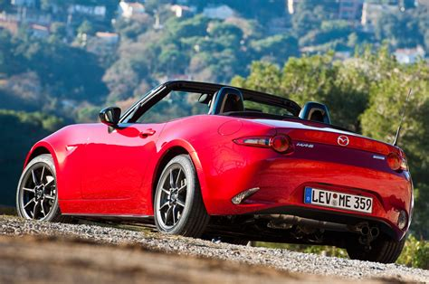 mazda mx 5 2016 mazda mx 5 miata by the numbers