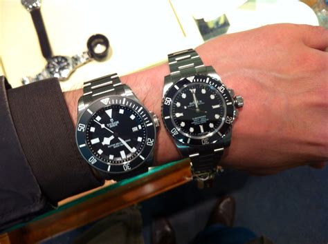 Tudor Pelagos Vs Rolex Sea Dweller ? 408INC BLOG