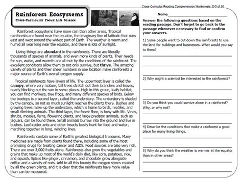 biography features worksheet expository text worksheets 3rd grade informational text
