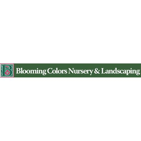 blooming colors nursery grapevine tx company page