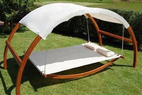Outdoor Hammock Bed by Outdoor Hammock With Stand Http Lomets