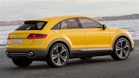 audi tt offroad concept wallpapers  hd images