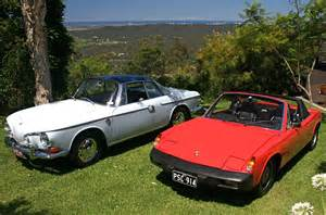 Porsche Bought By Volkswagen File Porsche 914 And Vw Type 34 Karmann Ghia Jpg