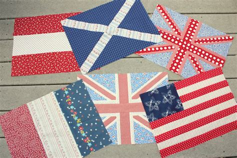flags of the world quilt more flag blocks olympic fever diary of a quilter a