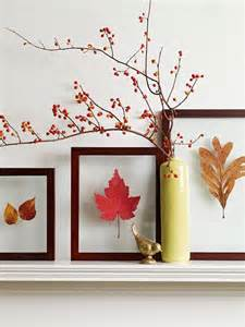 autumn home decorations 8 creative diy project ideas for using fall leaves as