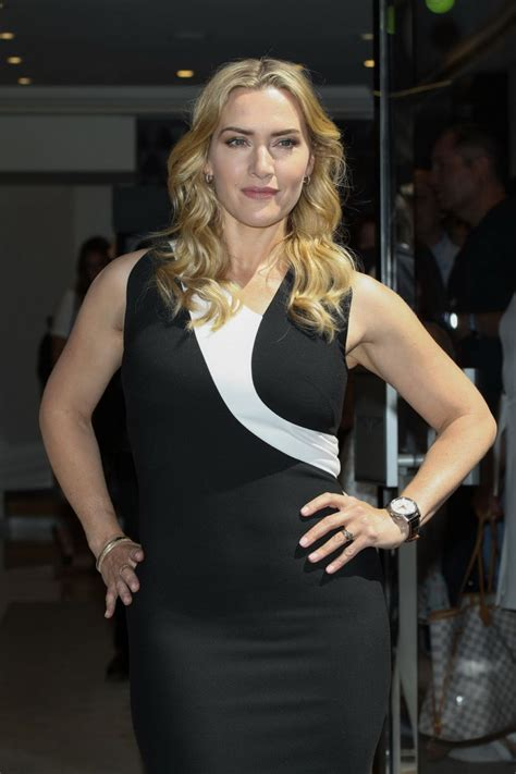 Kate Winslets by Kate Winslet Attends An Event As The Ambassador Of The