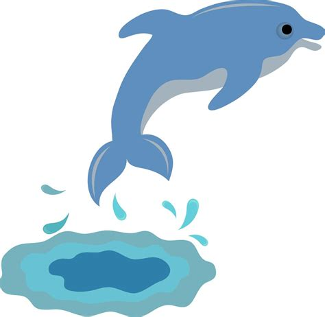 clipart of dolphin clipart clipartion