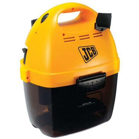 Vacuum Cleaner Portable jcb 12v portable vacuum cleaner iwoot