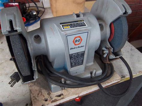 black and decker 5 inch bench grinder black decker 5 quot bench grinder orleans ottawa mobile