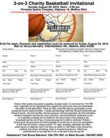 3 On 3 Basketball Tournament Registration Form Template beyondbasketball registration form click to enlarge
