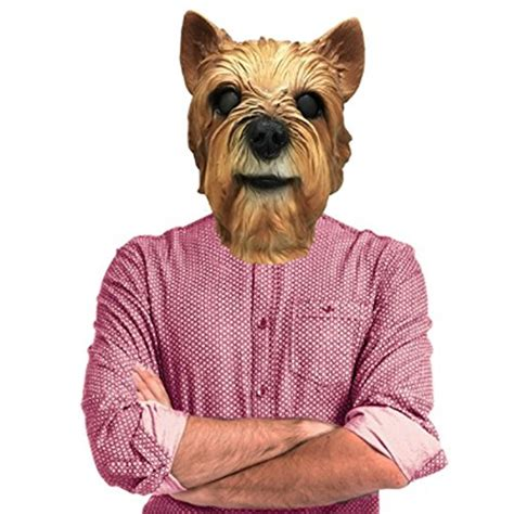 kennel a yorkie yorkie terrier costume mask the wall toys kennel club it