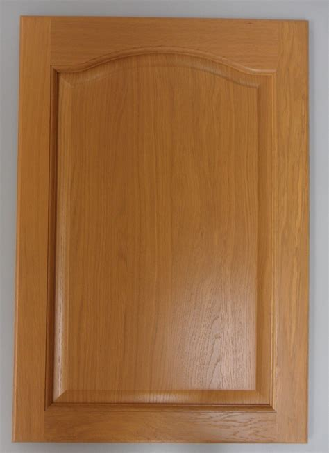 Kitchen Cabinet Doors 720x495mm Solid Oak Kitchen Cabinet Door Cupboard Arched Cathedral Ebay