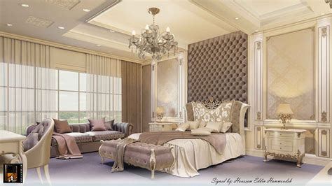 Luxurious Master Bedrooms by Luxurious Classic Master Bedroom Designs In Style Home