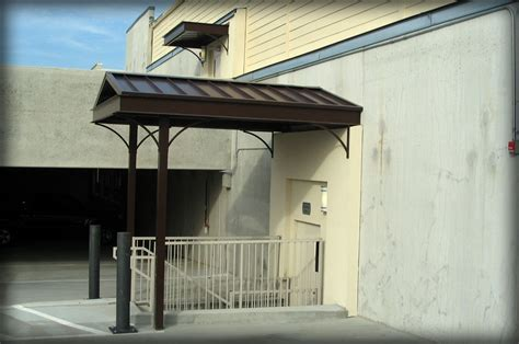 standing seam metal awnings standing seam awnings corrugated aluminum canopies