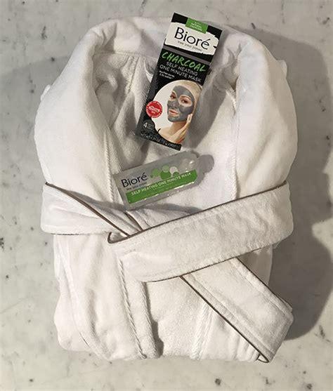 Biore Charcoal Mask Self Heating One Minute Mask win it a bior 233 charcoal self heating one minute mask