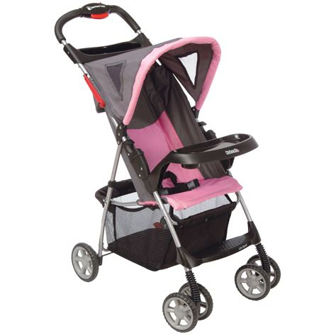 Sewa Stroller Pockit Pink Lbs kolcraft lite sport stroller pink