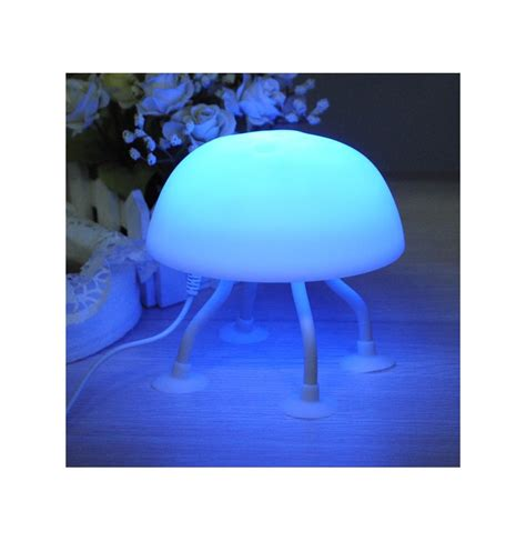 diy led desk l diy led jellyfish l desk l small light