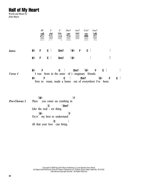 Mayer Comfortable Chords by Mayer Search Results Sheet Direct