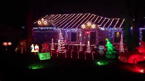 mr christmas lights and sound best so far 2013 youtube