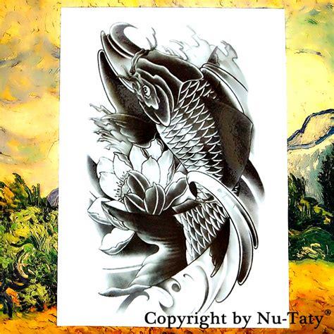 tato lengan ikan koi online buy grosir koi ikan mas tato from china koi ikan