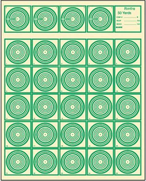 bench rest targets benchrest shooters targets