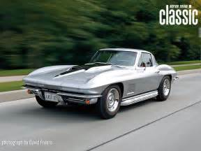 1967 Chevrolet Corvette Stingray 427 1967 Chevrolet Corvette Front Three Quarters Driver Photo 1