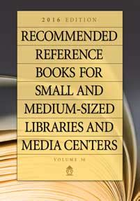 reference books names american reference books annual by juneal m chenoweth