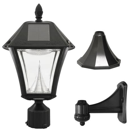 solar powered pillar lights solar lights for patio pillars patio designs