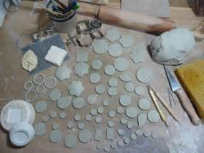 Ceramic Beads For Jewelry Making - how to make kiln fired clay pendants amp buttons cotton ridge create