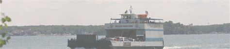 miller boat line schedule middle bass miller ferry middle bass island ferry schedule fares