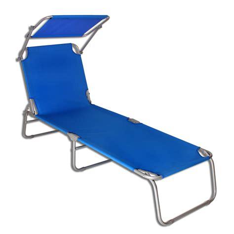 chaise longue avec pare soleil transat transat avec pare soleil plage chaise longue de