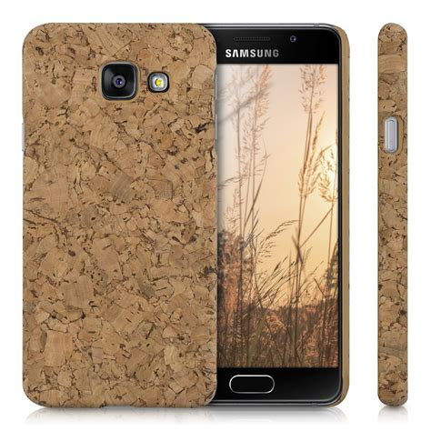 Casing Hp Cover Samsung A3 A3 2016 A3 2017 Ironman Hardcase Original kwmobile with cork for samsung galaxy a3 2016