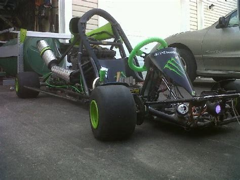 Handmade Go Kart - custom go karts car interior design