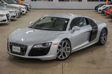Pre Owned Audi R8 by Pre Owned 2011 Audi R8 5 2l Coupe In Warrenville U2008