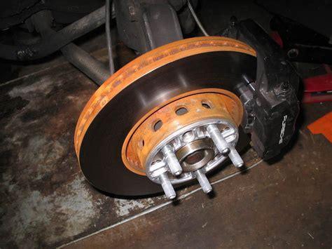 do audis rust audi d i y cleaning rusting brake rotors audi forum