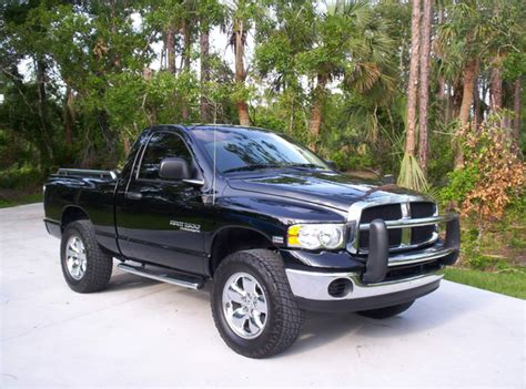 Dodge Ram 1500 Regular Cab Heminow05 2005 Dodge Ram 1500 Regular Cab Specs Photos