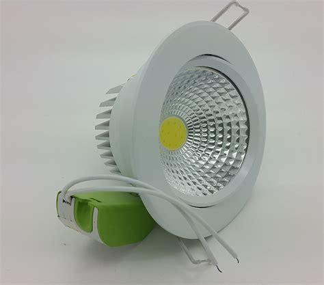 Lu Ceiling Downlight Led Cob 7 Watt Adjustable Cahaya Putih 2 jual lu ceiling downlight led cob 5 watt adjustable