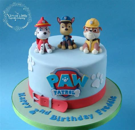 Paw Patrol Cake Decorations by 25 Best Ideas About Paw Patrol Cake Toppers On