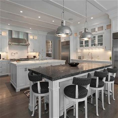 kitchens with 2 islands kitchen with 2 islands