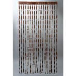 rideau de porte en pi 232 ces de bois achat vente rideau