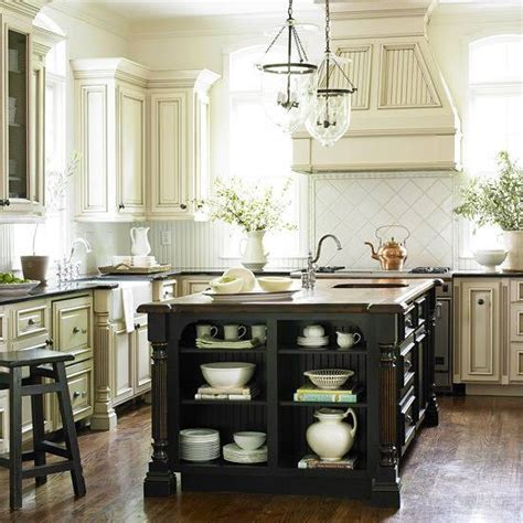 furniture style kitchen island 27 traditional kitchen designs decorating ideas design