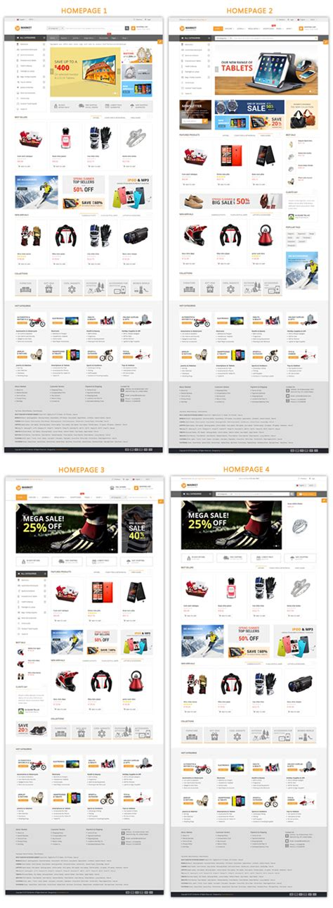 homepage layout manager virtue sj market simply effective virtuemart 3 theme for any