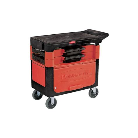 cart with locking cabinet rubbermaid commercial products rubbermaid commercial